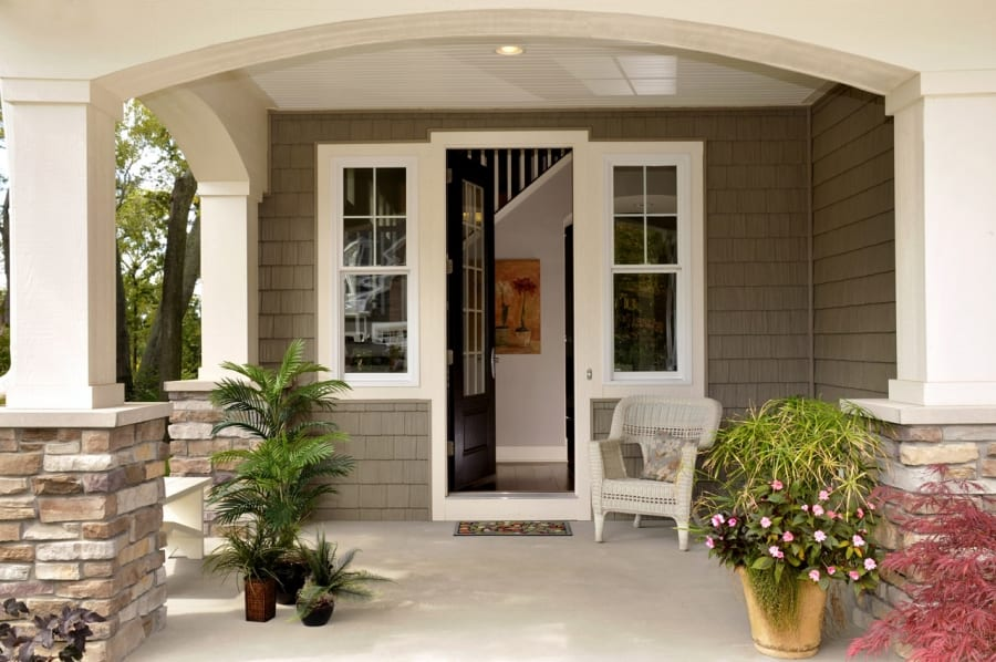 Beautiful windows and doors archives times union home expo for Exterior door opening window